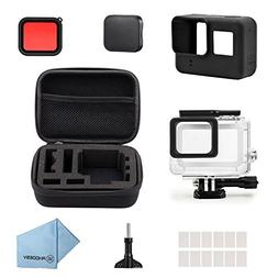 Rhodesy 18 in 1 Protective Waterproof Housing Case Accessori