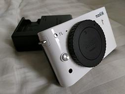 Nikon 1 J1 10.1 MP HD Digital Camera Body Only
