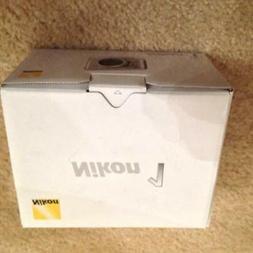 Nikon 1 J2 Mirrorless Camera - Silver + 11-27.5mm Lens