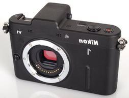 Nikon 1 V1 10.1 MP HD Digital Camera System Body Only