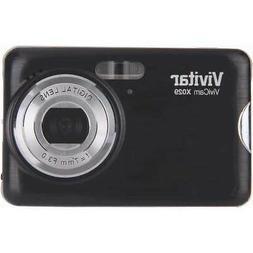 Vivitar10.1MP Digital Camera--VX029-BLACK