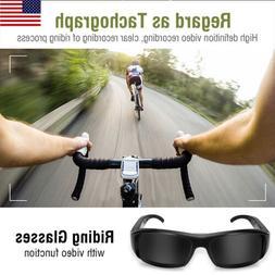 1080P Digital Camera Sunglasses HD Glasses Spy Eyewear DVR V