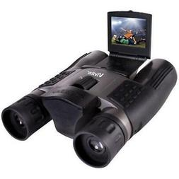 Vivitar 12x25 Binoculars - Built-in Digital Camera with Phot
