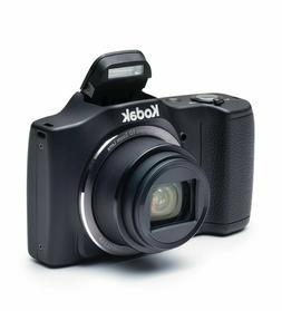 """Kodak 16 Friendly Zoom FZ152 with 3"""" LCD, Black"""