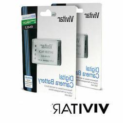 2X EN-EL5 BATTERY PACK For Nikon COOLPIX P510 P520 P530 P90