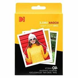 Kodak 3.5x4.25 inch Premium Zink Print Photo Paper  Compatib
