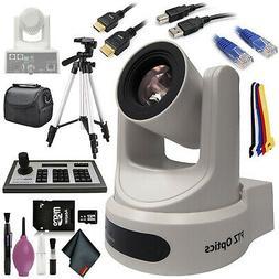 PTZOptics 30X-SDI G2 Live Streaming Broadcast Camera