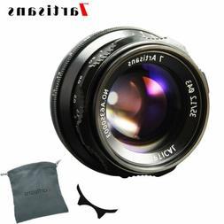 7artisans 35mm F1.2 Manual Focus Prime Fixed Lens f Fujifilm