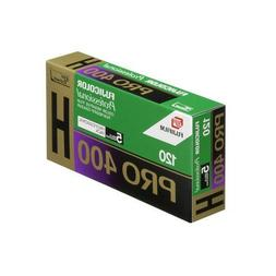 20 Rolls Fuji Pro 400H 120 Color Pro Negative Film ISO 400