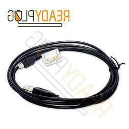 6 ft ReadyPlug USB Cable for FujiFilm X-T10 Digital Camera