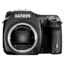 PENTAX 645 d medium format DSLR camera about 40 million imag