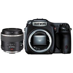 Pentax 645Z Medium Format DSLR Camera plus Pentax-D FA 645 5