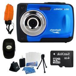 Bell+Howell Splash WP10 12.0 Megapixel Waterproof Digital Ca