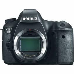 Canon EOS 6D 20.2 MP CMOS Digital SLR Camera with 3.0-Inch L