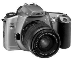 Canon EOS Rebel GII 35mm Film SLR Camera Kit w/ EF 35-80mm L