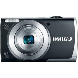Canon PowerShot A2500 16MP Digital Camera with 5x Optical Im