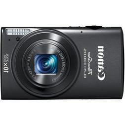 Canon PowerShot ELPH 330 12.1MP Digital Camera with 10x Opti