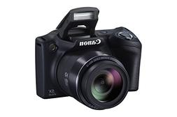 Canon - Powershot Sx410 20.0-megapixel Digital Camera - Blac