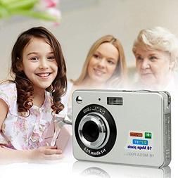 Digital Camera, Digital Video Camera with 2.7 Inch TFT LCD D