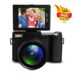 Digital Camera Full HD 1080P Professional Video Camcorder Vl