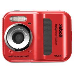 EasyShare Sport C135 14 MP Waterproof Digital Camera with 2.
