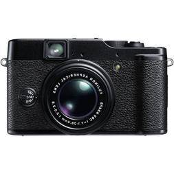 Fujifilm X10 12 MP EXR CMOS Digital Camera with f2.0-f2.8 4x