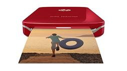 HP Sprocket Plus Instant Photo Printer, Print 30% Larger Pho