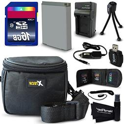 Ideal Accessory Kit for Canon Powershot SX710 IS, SX530 HS,