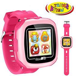 Kids Smart Game Watch - Digital Wrist Sport Smartwatch 3-12