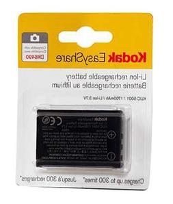 Kodak KLIC-5001 Lithium-Ion Rechargeable Digital Camera Batt