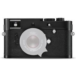 Leica M Monochrom  Digital Rangefinder Camera Body, 24MP, Bl