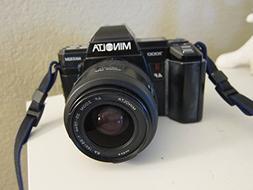 Minolta 7000 with Minolta Maxxum AF Zoom 35-70mm 1:4