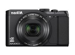 Nikon - Coolpix S9900 16.0-megapixel Digital Camera - Black