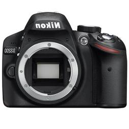 Nikon D3200 24.2 MP CMOS Digital SLR - Body Only
