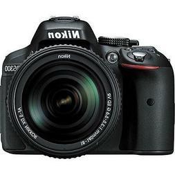 Nikon D5300 24.2 MP CMOS Digital SLR Camera with 18-140mm f/