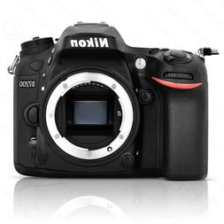 Nikon D7200 DX-format DSLR Body