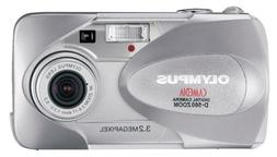 Olympus D560 3.2 MP Digital Camera with 3x Optical Zoom