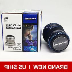 Olympus M.ZUIKO Digital ED 45mm F1.8  Lens for Olympus and P