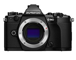Olympus - Omd E-m5 Mark Ii Mirrorless Camera  - Black