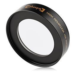 Opteka Achromatic 10x Diopter Macro Lens for Nikon D5, D4, D