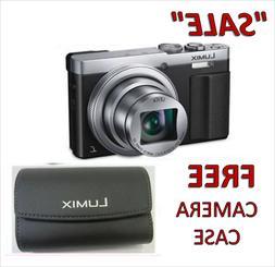 PANASONIC LUMIX ZS50 Camera, 30X LEICA DC Vario-ELMAR Lens,