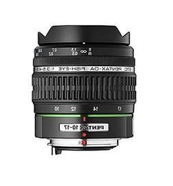 PENTAX DA 10-17mm f/3.5-4.5 ED  Fish-Eye Lens for Pentax Dig