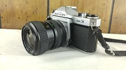 Pentax Asahi K1000 SLR 35mm Film Camera with Lens Combo