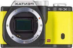 Pentax K-01 Mirrorless Digital Camera, Yellow
