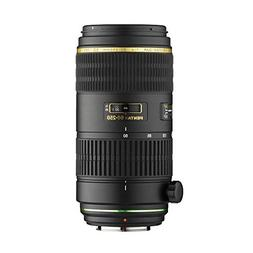 Pentax SMC DA 60-250mm f/4 ED IF SDM Telephoto Zoom Lens w/