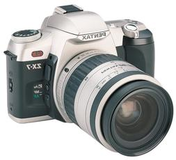 Pentax ZX-7 Quartz Date 35mm SLR Camera Kit with 35-80mm Len
