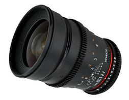 Rokinon 35mm T1.5 ED AS IF UMC Cine Wide Angle Lens for Olym
