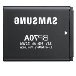 Samsung Digital Camera Battery BP70A