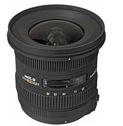 Sigma 10-20mm f/3.5 EX DC HSM ELD SLD Aspherical Super Wide