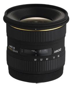 Sigma 10-20mm f/4-5.6 EX DC HSM Lens for Nikon Digital SLR C